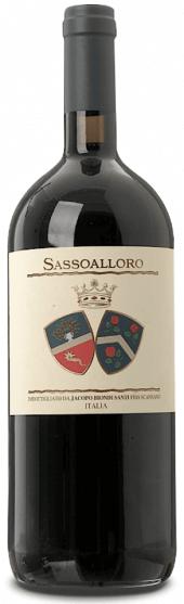 Sassoalloro IGT 2016   - Magnum
