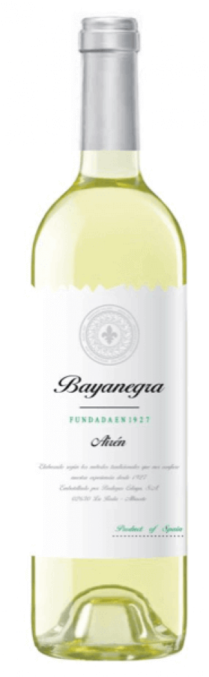 Bayanegra Blanco 2019