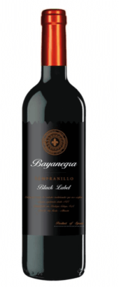 Bayanegra Tempranillo Tinto Elegance Black Label 2019