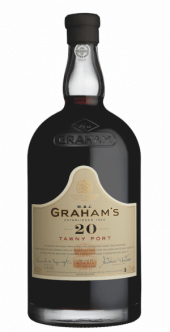 Graham's 20 years old tawny  - Gfa. 4,5 L