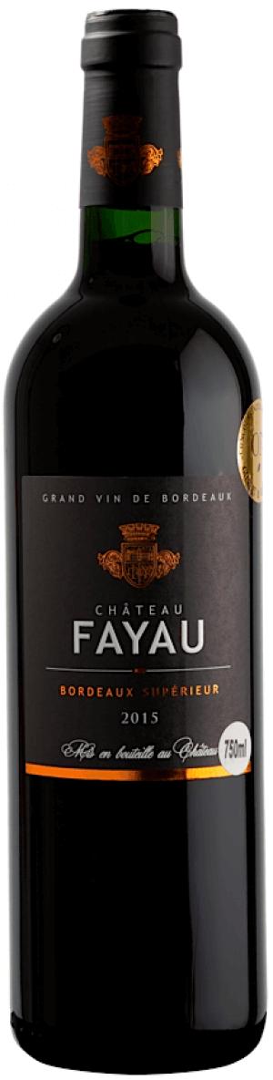 Château Fayau 2016