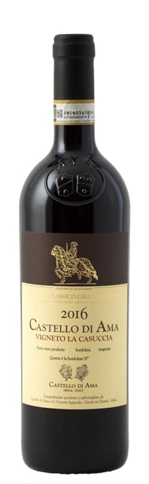 Castello di Ama Chianti Classico Gran Selezione DOCG Vigneto La Casuccia 2016