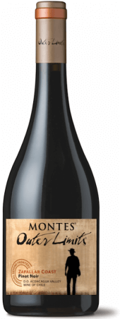 Outer Limits Pinot Noir 2018