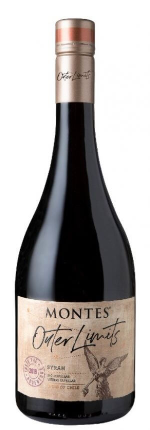 Outer Limits Syrah 2019