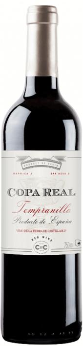 Copa Real Plata Tempranillo 2018