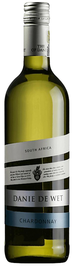 Danie de Wet Chardonnay 2020