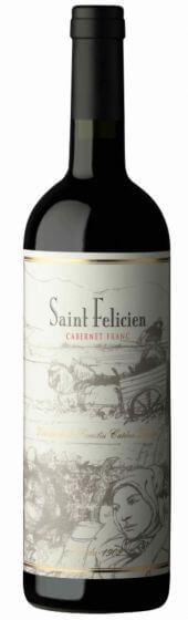 Saint Felicien Cabernet Franc 2018