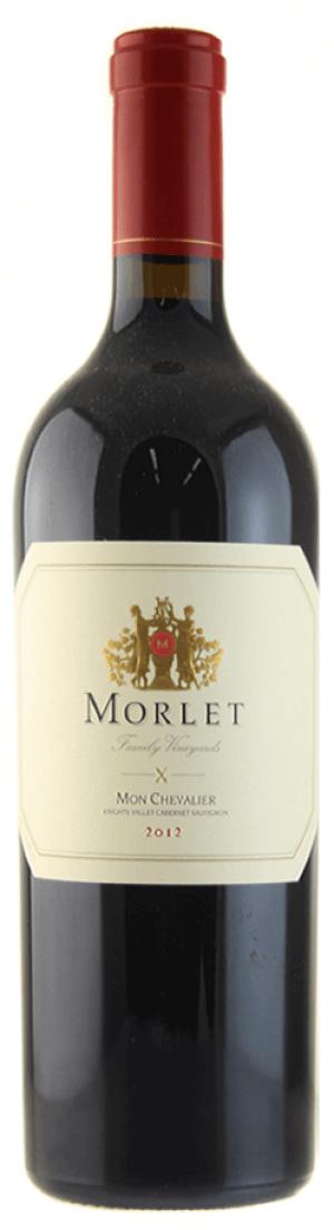 Morlet Family Vineyards Mon Chevalier 2012