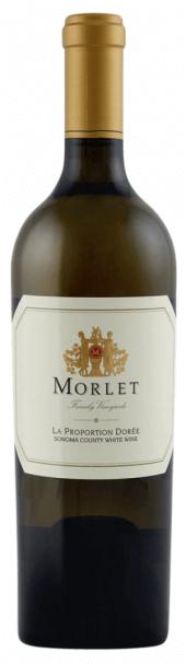 Morlet Family Vineyards La Proportion Dorée White 2016