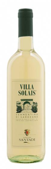 Villa Solais Vermentino di Sardegna DOC 2019