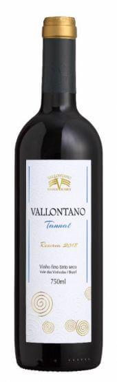 Vallontano Reserva Tannat 2018