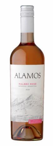 Alamos Malbec rosé 2020