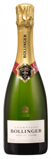 Champagne Bollinger Special Cuvée NM  - meia gfa.
